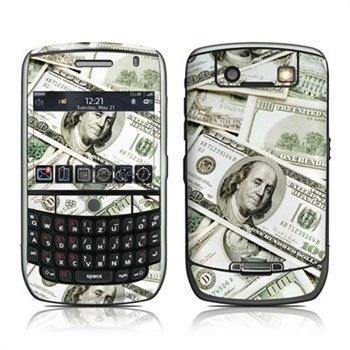 BlackBerry Curve 8900 Benjamins Skin