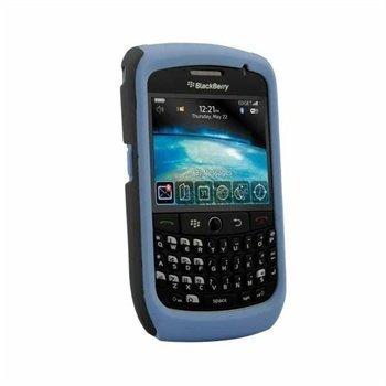 BlackBerry Curve 8900 Naztech Vertex 3-kerroksinen Kotelo Sininen