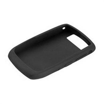 BlackBerry Curve 8900 Silicone Case Black