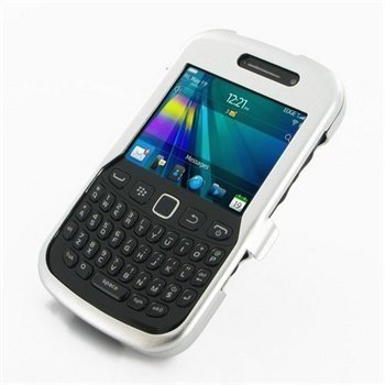 BlackBerry Curve 9220 Metal Case Silver