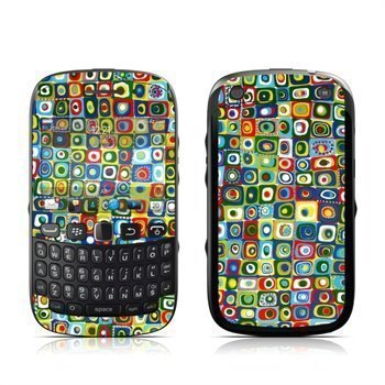 BlackBerry Curve 9320 Line Dancing Skin