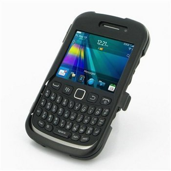 BlackBerry Curve 9320 Metal Case Black