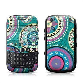 BlackBerry Curve 9320 Silk Road Skin