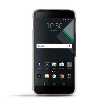 BlackBerry DTEK60 Noreve Tradition E Cover Valkoinen