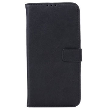 BlackBerry DTEK60 Retro Lompakkokotelo Musta
