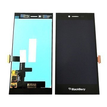 BlackBerry Leap LCD Näyttö Musta