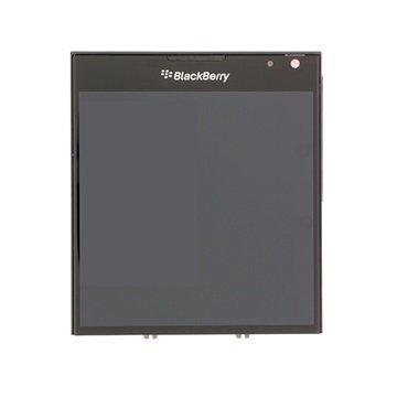 BlackBerry Passport LCD-Näyttö Musta
