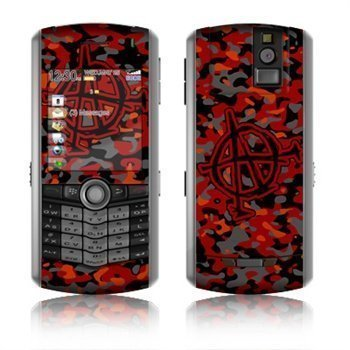 BlackBerry Pearl 8100 Anarchist Skin