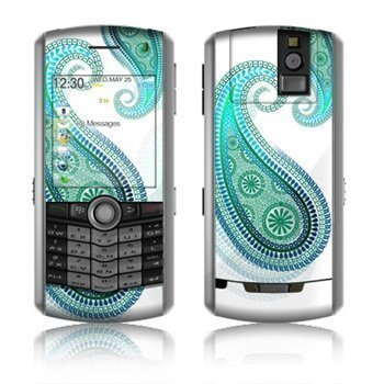BlackBerry Pearl 8100 Azure Skin