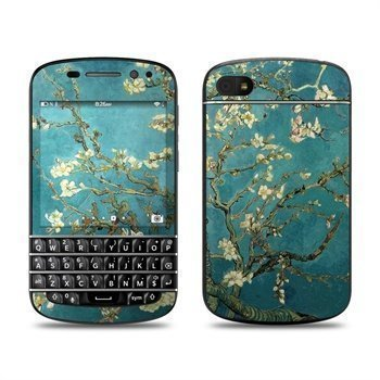 BlackBerry Q10 Blossoming Almond Tree Skin