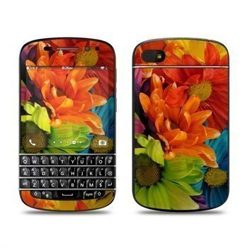 BlackBerry Q10 Colours Skin