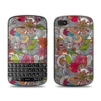 BlackBerry Q10 Doodles Color Skin
