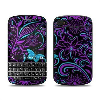 BlackBerry Q10 Fascinating Surprise Skin
