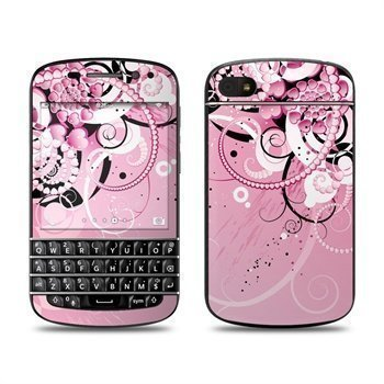 BlackBerry Q10 Her Abstraction Skin