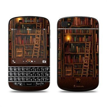 BlackBerry Q10 Library Skin