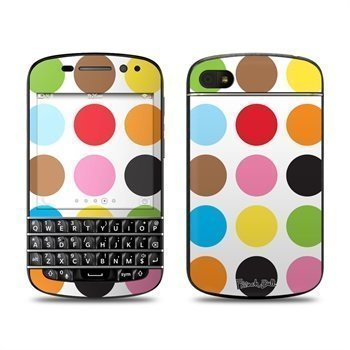 BlackBerry Q10 Multidot Skin
