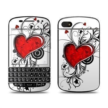 BlackBerry Q10 My Heart Skin