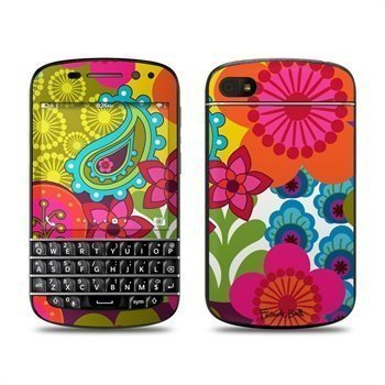 BlackBerry Q10 Raj Skin