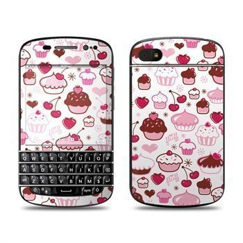 BlackBerry Q10 Sweet Shoppe Skin