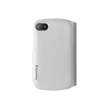 BlackBerry Q10 SwitchEasy FLIP Case White
