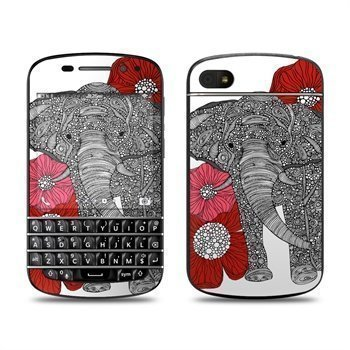 BlackBerry Q10 The Elephant Skin