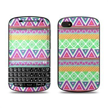BlackBerry Q10 Tribe Skin