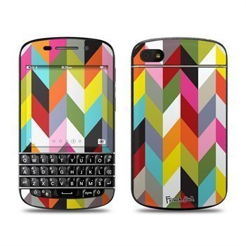 BlackBerry Q10 Ziggy Condensed Skin