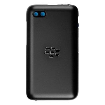 BlackBerry Q5 Akun Kansi Musta