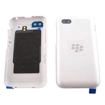 BlackBerry Q5 Akun Kansi Valkoinen