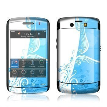 BlackBerry Storm 2 9520 Blue Crush Skin