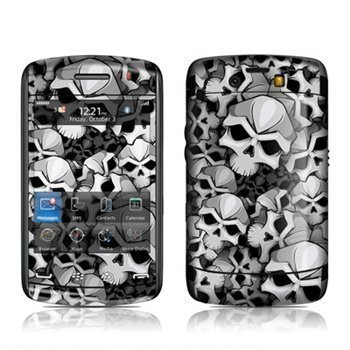 BlackBerry Storm 2 9520 Bones Skin