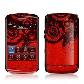 BlackBerry Storm 2 9520 Bullseye Skin