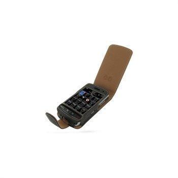 BlackBerry Storm 9500 9530 EIXO BiColor Nahkakotelo