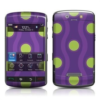 BlackBerry Storm 9500 Atomic Skin