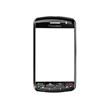 BlackBerry Storm 9500 Front Cover Black