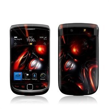 BlackBerry Torch 9800 Dante Skin