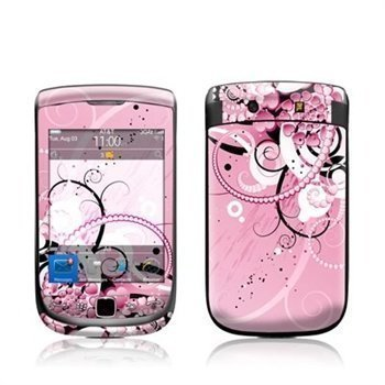 BlackBerry Torch 9800 Her Abstraction Skin