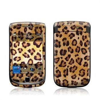 BlackBerry Torch 9800 Leopard Spots Skin