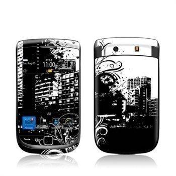 BlackBerry Torch 9800 Rock This Town Skin