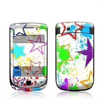 BlackBerry Torch 9800 Scribbles Skin