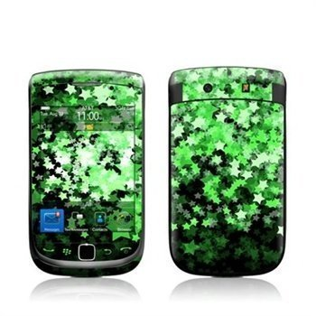 BlackBerry Torch 9800 Stardust Spring Skin