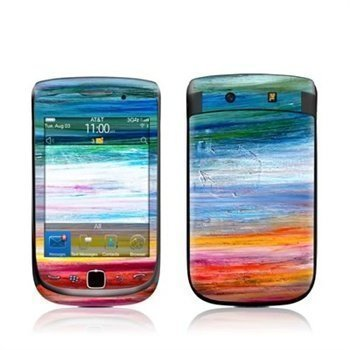 BlackBerry Torch 9800 Waterfall Skin