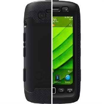 BlackBerry Torch 9850 Torch 9860 OtterBox Impact Series Case Black