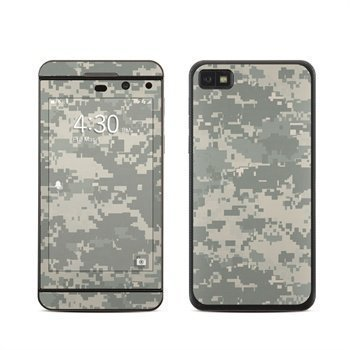 BlackBerry Z10 ACU Camo Skin