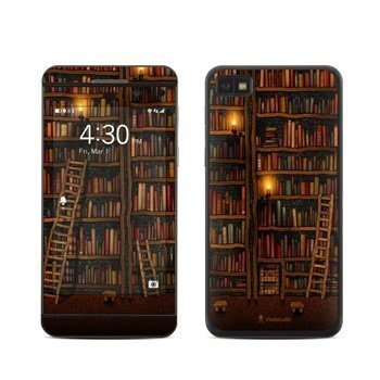BlackBerry Z10 Library Skin