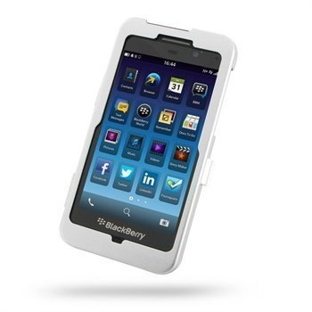 BlackBerry Z10 Metal Case Hopeinen