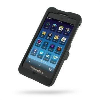 BlackBerry Z10 Metal Case Musta