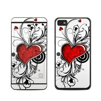 BlackBerry Z10 My Heart Skin