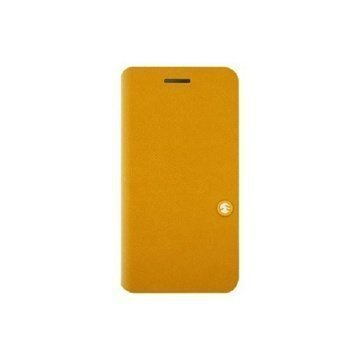 BlackBerry Z10 SwitchEasy FLIP Case Yellow