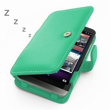 BlackBerry Z30 PDair Leather Case 3QBBZ3B41 Turkoosi